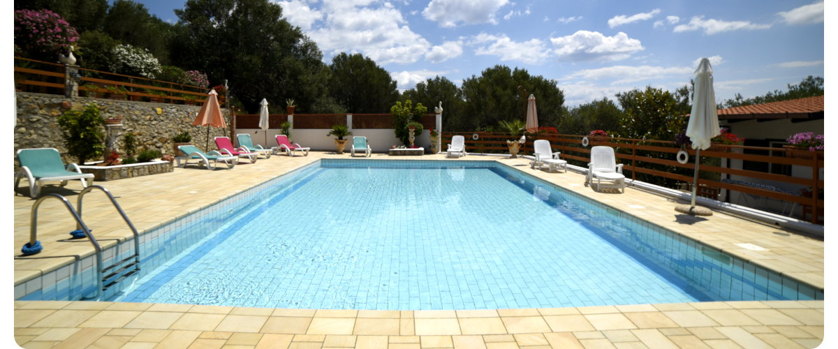 Swimming Pool apartments Marina di Camerota